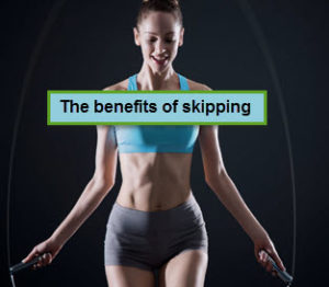 skipping rope benefits